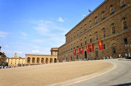 The Private Residence of Medici Dinasty: Pitti Palace