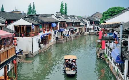 Zhujiajiao and Seven Treasure Town - Tour from Shanghai