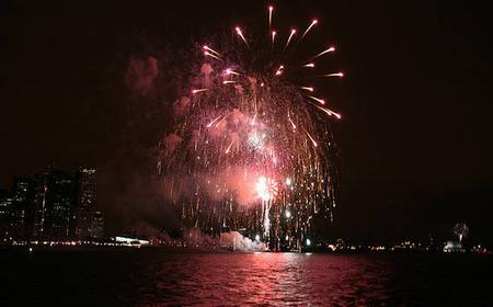 New Year's Eve on New York Harbor: 3-Hour Cruise