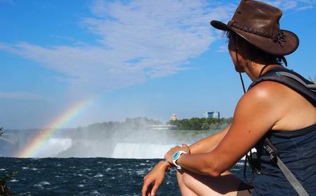New York City Day Trip to Niagara Falls by Plane