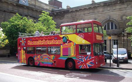 Newcastle Hop-on Hop-off Tour 24-Hour Bus Ticket