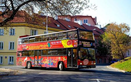 Warsaw City Sightseeing Hop-On, Hop-Off Tour