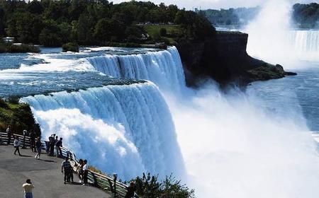 From Toronto: Niagara Falls Day Trip