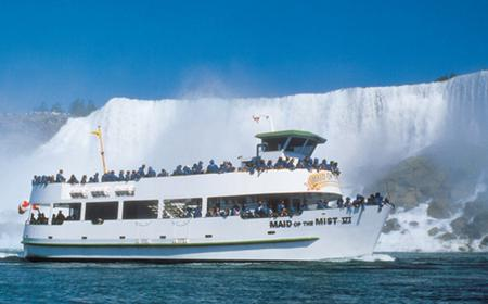 Niagara Falls Tickets and Half-Day All American Tour