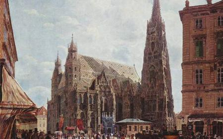 Vienna: City tour with St. Stephen's Cathedral…