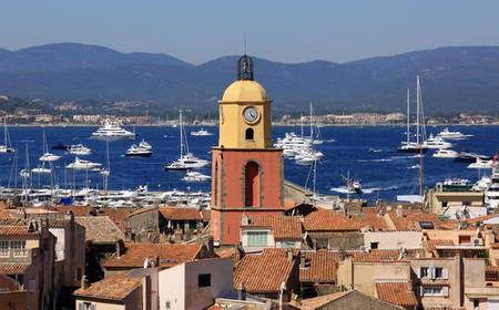 From Nice: Day Trip to Saint-Tropez by Panoramic Coach