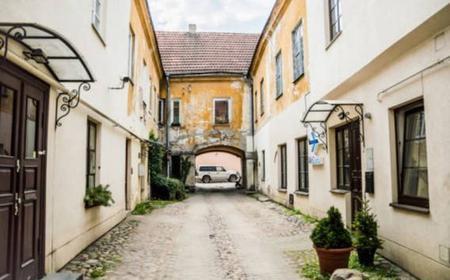 Vilnius Courtyards Tour