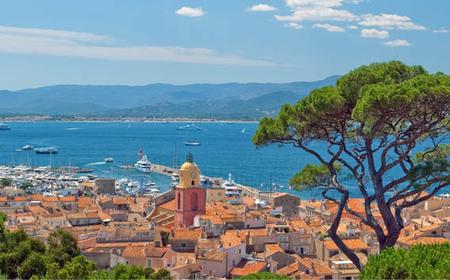 From Nice: Full-Day Tour to Saint-Tropez