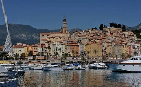 Menton and the Italian Riviera: Full-Day Tour from Nice