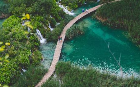 From Zagreb: Full-Day Plitvice Lakes Private Tour