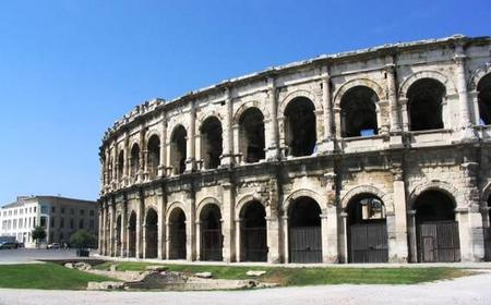 Nimes Historical Center 2-Hour Private Walking Tour