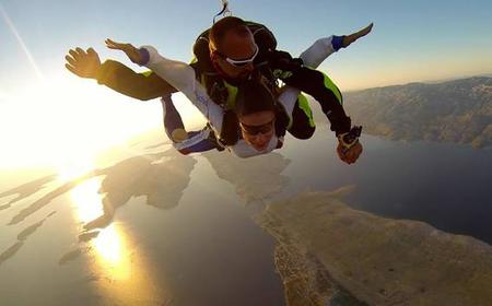 Skydiving Zadar: Tandem Jump