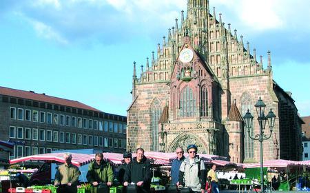 Segway Tour Through the Old Town of Nuremberg