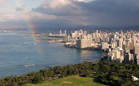 Honolulu: 3-Hour Self-Guided Audio Tour