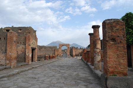 Full-Day Tour of Pompeii and Mount Vesuvius from Sorrento
