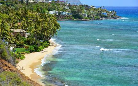 Honolulu: Diamond Head Trikke Tour