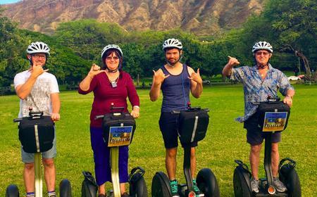 2-Hour Diamond Head Waikiki Segway Tour
