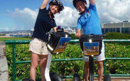 Honolulu History and Culture: 4-Hour Segway Tour