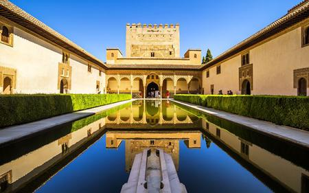 Alhambra Palace Entrance Tickets & Audio Guide