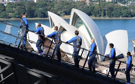 Sydney Harbour Bridge Climb – The Express Climb