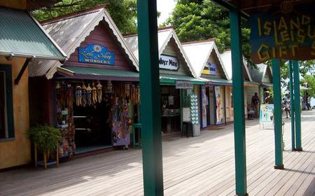 Ocho Rios or Runaway Bay 2-Hour Shopping Transfer