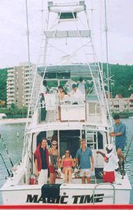 Ocho Rios: Half-Day Deep Sea Sport Fishing Charter
