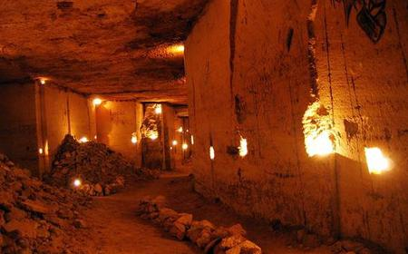 Odessa Catacombs Private Tour