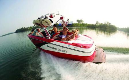 Willard Bay Full-Day Boat Rentals or Private Boat Tours
