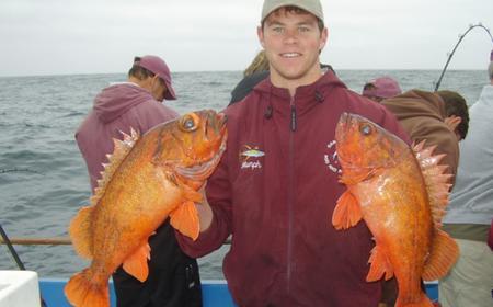 Newport Beach Half-Day Deep Sea Fishing Excursion