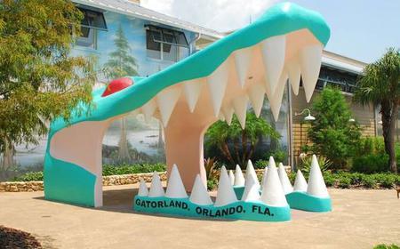 Orlando: Gatorland Alligator Capital of the World Entry
