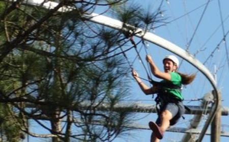 Forever Florida Thrill Pack with 3 Zipline Adventures