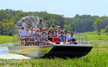 Gators, Gators, Gators! Airboat Ride & Gatorland