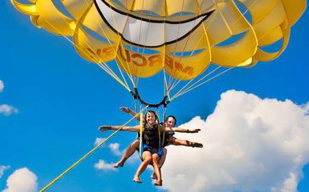 Tandem Parasail Flight over Walt Disney World
