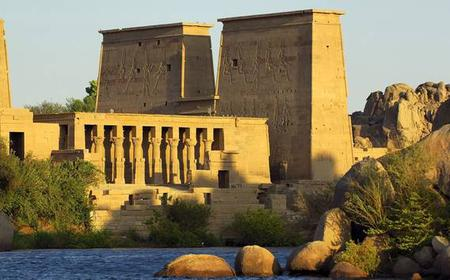 Aswan: Tour to High Dam, Unfinished Obelisk & Philae Temple
