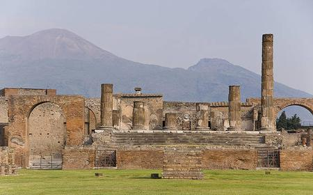 Pompeii and Amalfi Coast Day Tour from Naples All Inclusive
