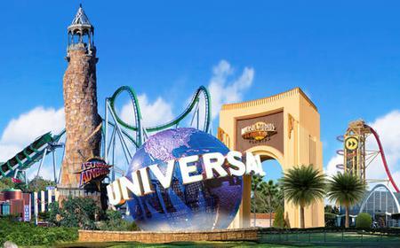Universal Orlando™ Theme Park: 3-Park Bonus Ticket