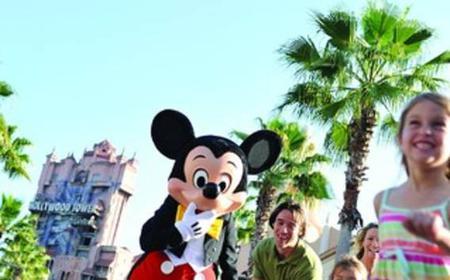 Orlando: Walt Disney World 3-Day Pass