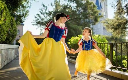 Orlando: Walt Disney World 5-Day Pass