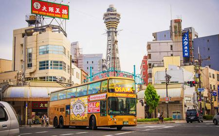 Osaka Hop-On Hop-Off Sightseeing Bus Ticket