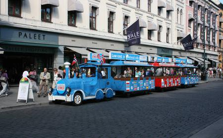 Oslo: City Tour by Tourist Train