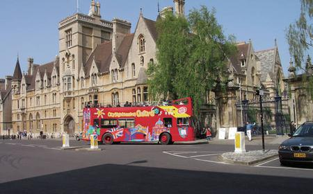 24/48 Hour Oxford Hop-on Hop-off Tour