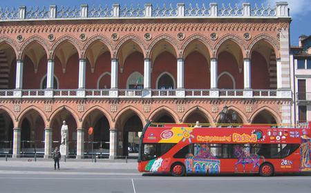 Padua Hop-on Hop-off Tour: 24-Hour Ticket