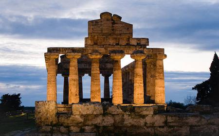Discover Paestum and the Cilento Coast: Full-Day Tour
