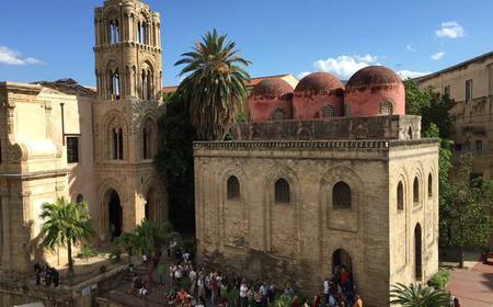 Palermo: UNESCO Arab-Norman Half-Day Walking Tour