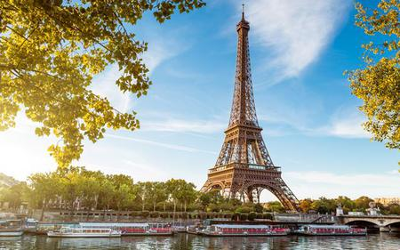 Eiffel Tower Ticket, Seine River Cruise and Palace of Versailles - Skip the Line.