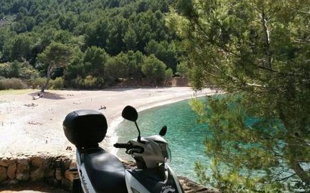 Mallorca 1-Day Scooter Rental