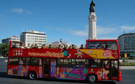 City Sightseeing: Lisbon Hop On Hop Off Tour