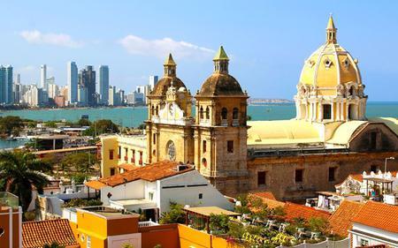 Cartagena Hop On - Hop Off Tour