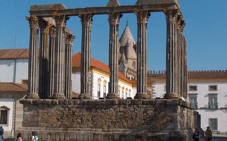 Évora & Estremoz Private Tour from Setubal/Palmela
