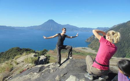Lake Atitlan: Boat Trip and Full-Day Tour with Lunch